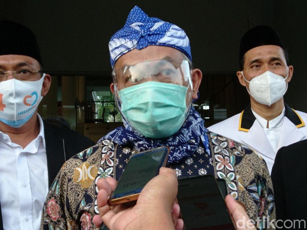 PKS Nilai Partai Politik Terlalu Kecil untuk Habib Rizieq