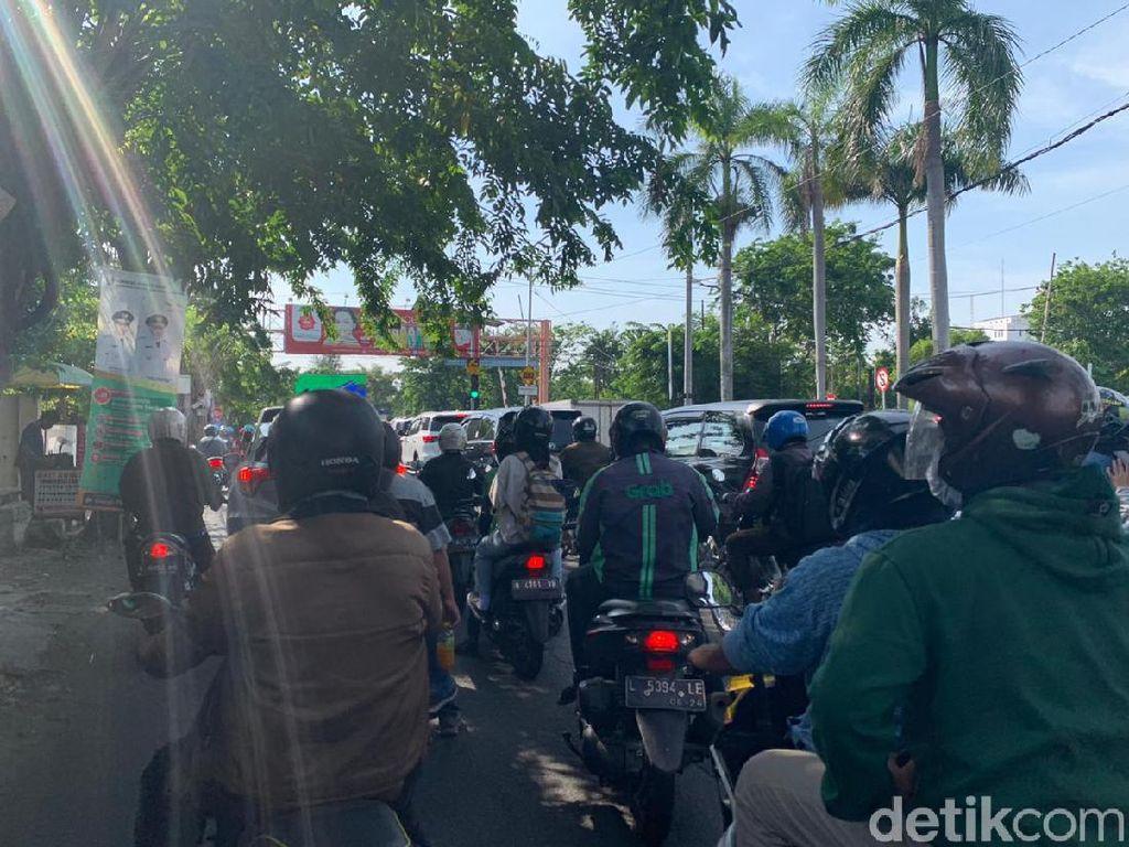 Kata Dishub soal Traffic Light Terlama Surabaya Perenggut Masa Muda