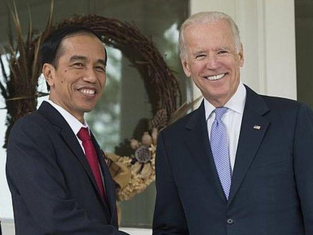Joe Biden Menang Pilpres AS, Bakal Untungkan RI?