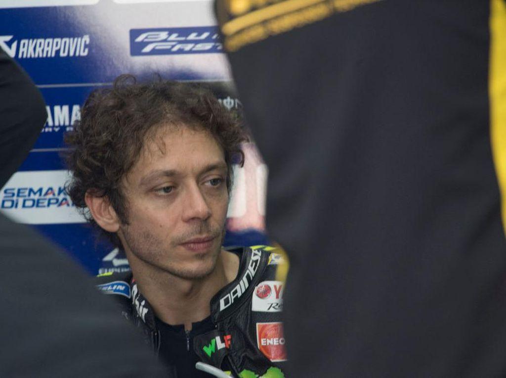 Tanpa Rossi di Tim Pabrikan, Motor Yamaha Akan Seperti Apa?
