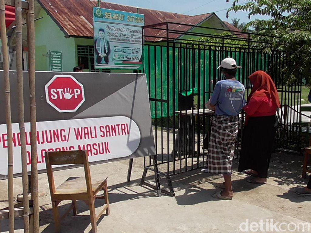 Positif COVID di Ponpes Polman Tambah 21 Jadi 176 Orang, Wali Santri Cemas