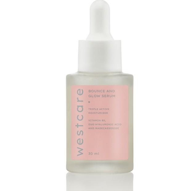 Westcare Bounce And Glow Serum memiliki triple active moisturizer/shoope.co.id