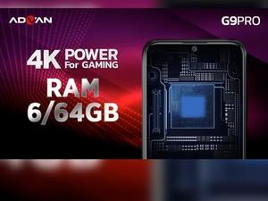 Siap Meluncur, ADVAN G9 Pro Punya RAM dan Baterai Jumbo