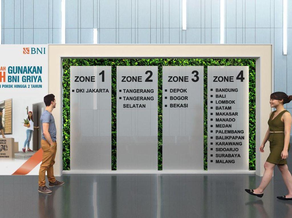 Promo BNI di Asia Virtual Property Expo: 2 Tahun Bayar Bunga Saja