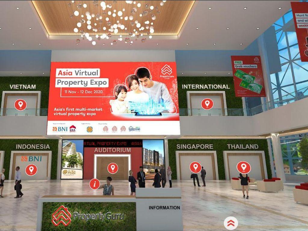 Dear Pemburu Properti, Yuk Ikutan Asia Virtual Property Expo!