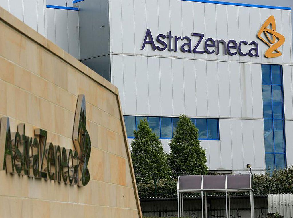Afrika Selatan Berencana Jual Stok Vaksin Astrazeneca