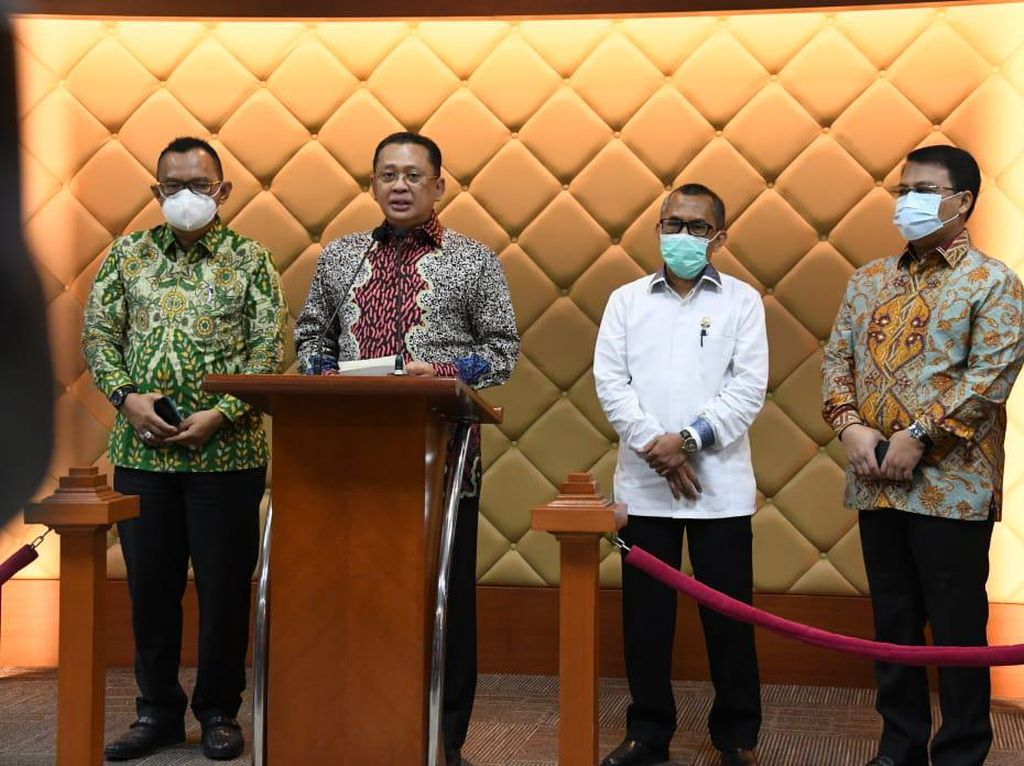 MPR, KY, & DKPP Gelar Konferensi Nasional II Etika Kehidupan Berbangsa