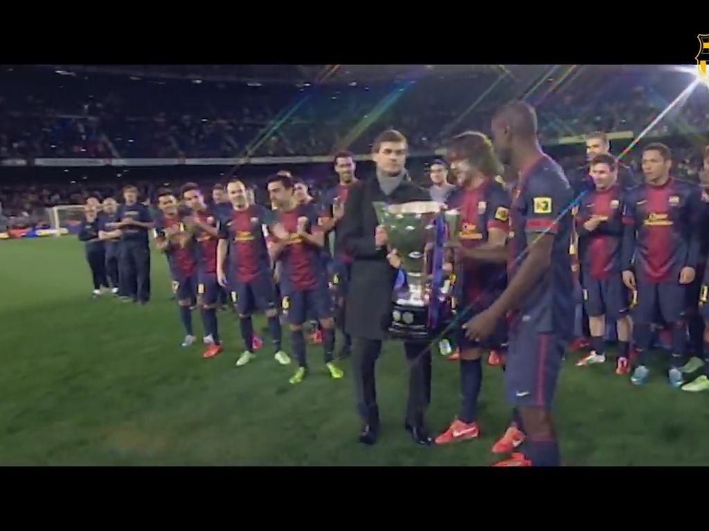 Barcelona Mengenang Tito Vilanova