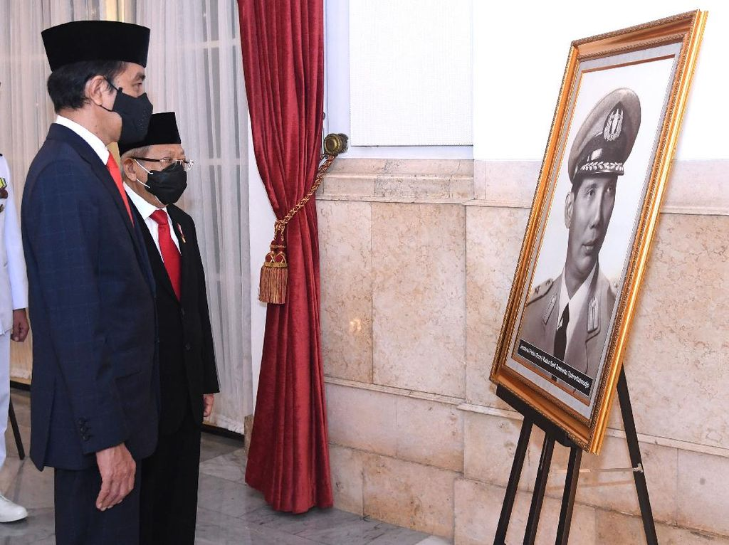 Deretan Tokoh Ini Dianugerahi Jokowi Gelar Pahlawan Nasional