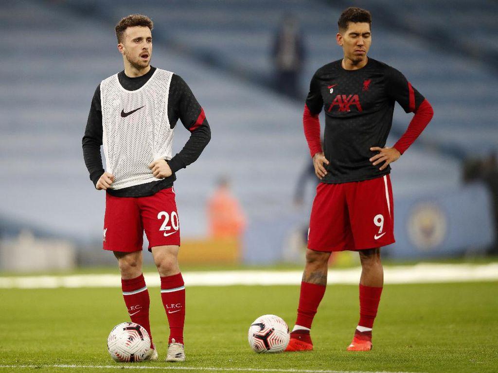 Dear Liverpool, Bersyukur Saja dengan Firmino & Jota