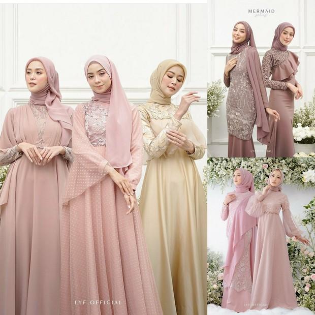 Rekomendasi muslim dress dari online shop