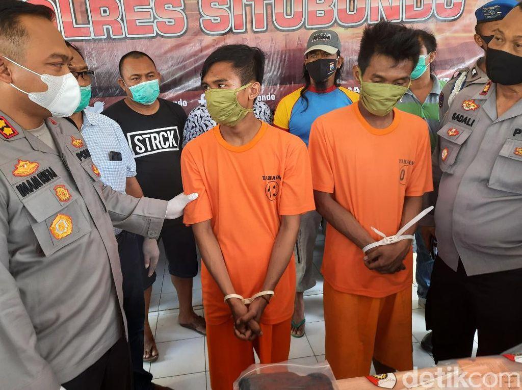 Hubungan Sesama Jenis Jadi Motif Pembunuhan Pria di Situbondo