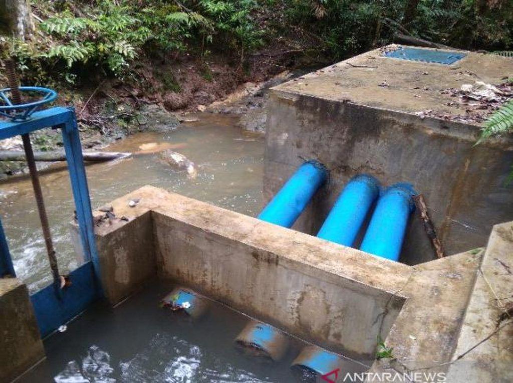 PDAM Taput: Air Aek Nalas Tercemar, Kesehatan 30 Ribu Jiwa Warga Terancam