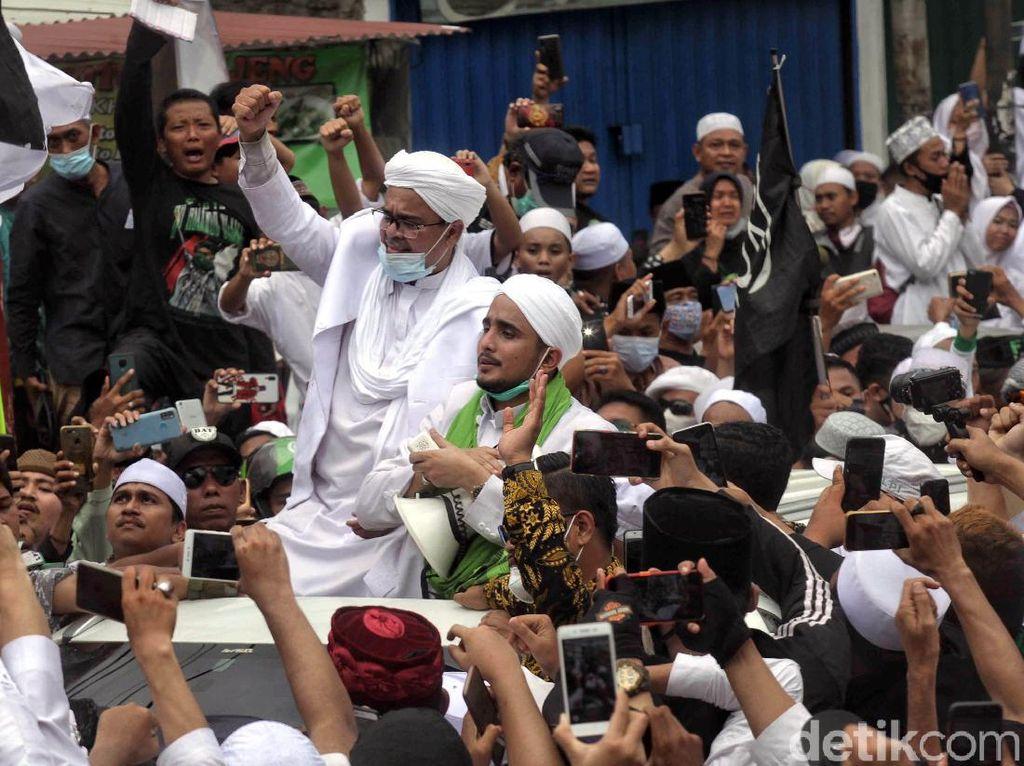 FPI Jateng Siap Taati Komando Pusat Soal Front Persatuan Islam