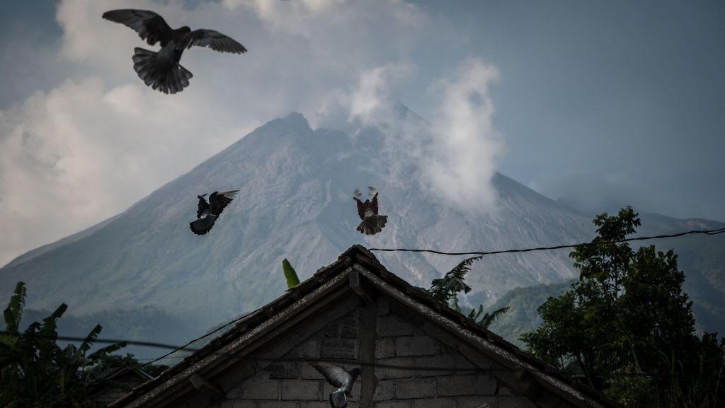 Potensi Bahaya Erupsi Gunung Merapi di Kali Gendol