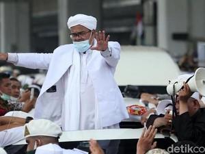 Habib Rizieq Tak Mau RS Publikasikan Hasil Swab, Begini Aturan Rekam Medis