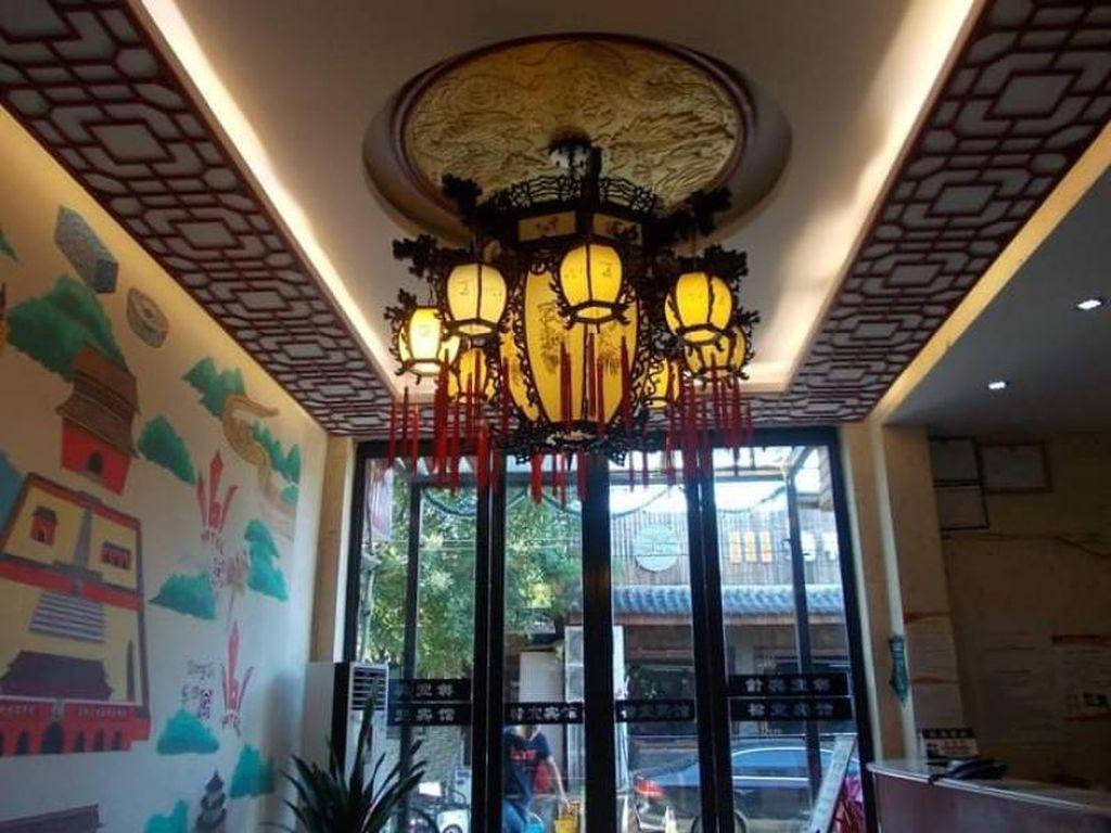 Potret Hotel di Beijing Bernuansa Klasik nan Instagrammable