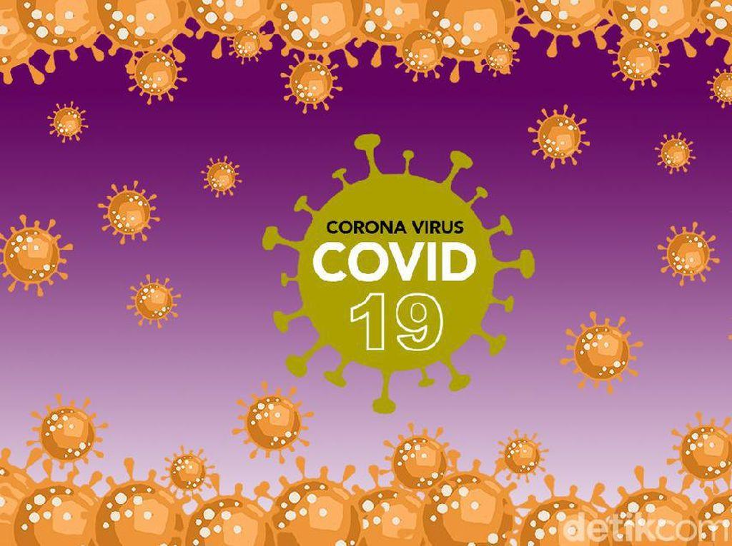 Sebaran 4.265 Kasus Sembuh Corona di RI pada 19 November