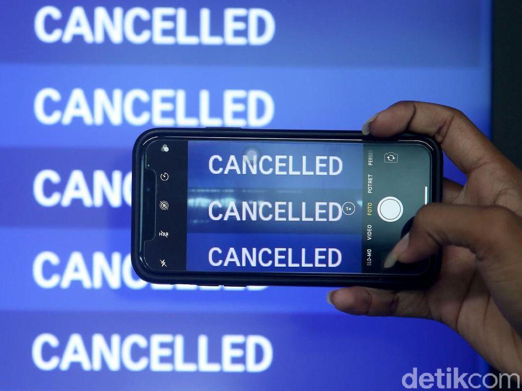 Sempat Diwarnai Delay, Penerbangan di Soetta Mulai Normal Lagi
