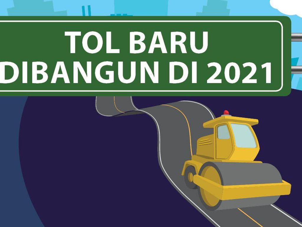 Tol Baru Dibangun di 2021