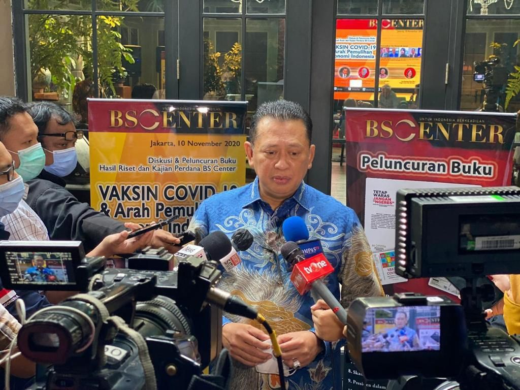 Ketua MPR Ajak Masyarakat Terapkan Nilai Kepahlawanan