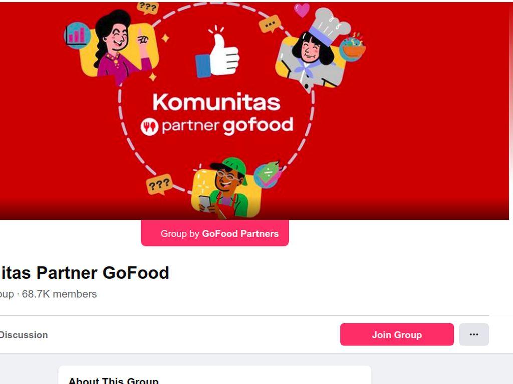 Cara Daftar Komunitas Partner Gofood dan Manfaatnya