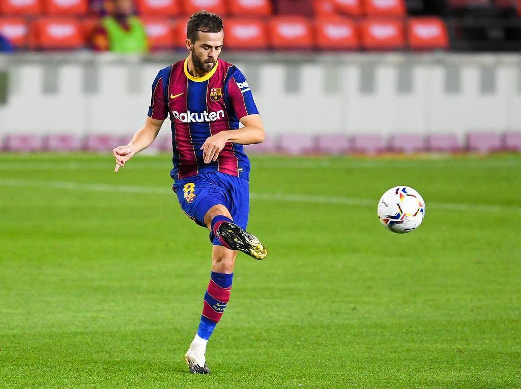 Pjanic: Main Bola Tak Perlu Kecepatan, Terpenting Kecerdasan