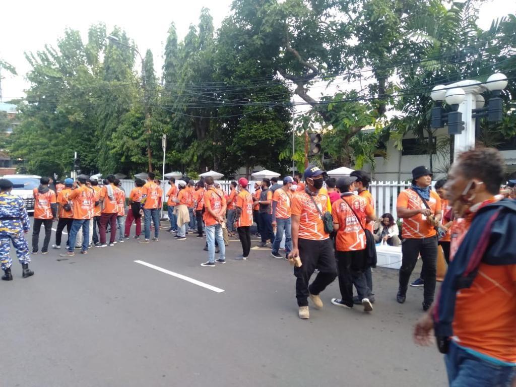 Polisi Ungkap Kronologi Pendukung Paslon Pilwalkot Makassar Ditusuk di Palmerah