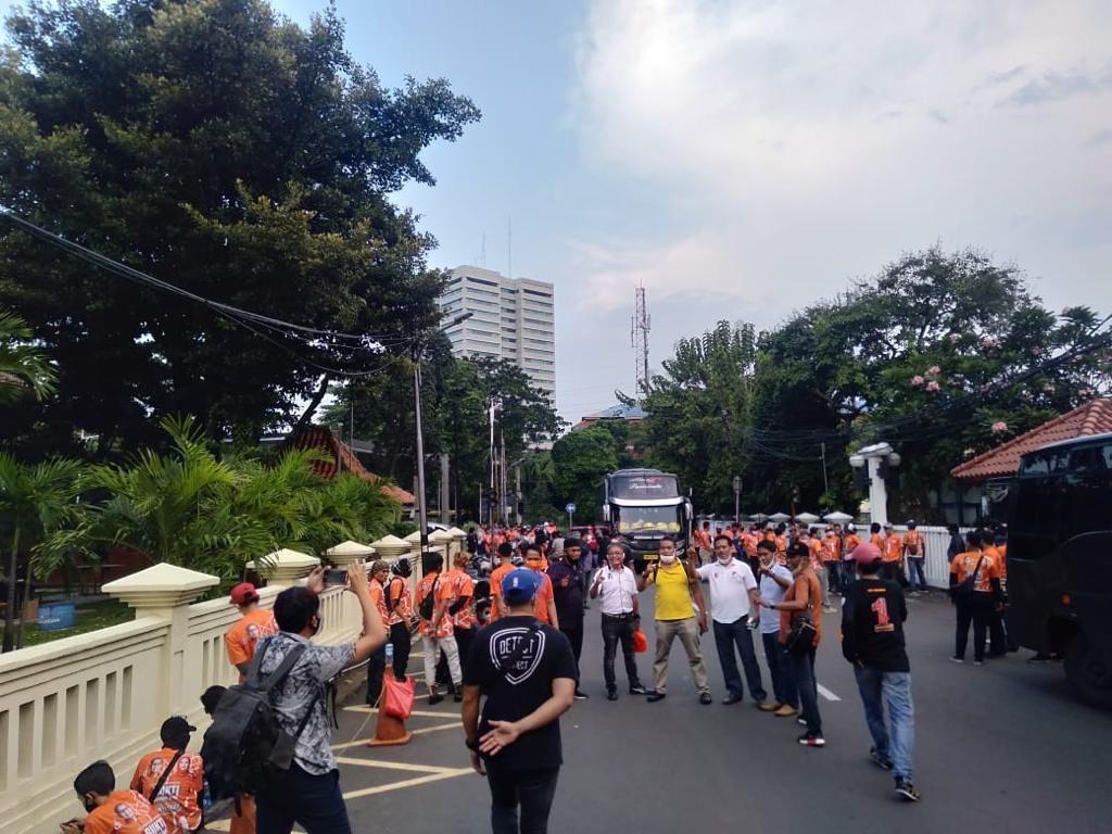 Identitas Penusuk Pendukung Cawalkot Makassar di Palmerah Terdeteksi