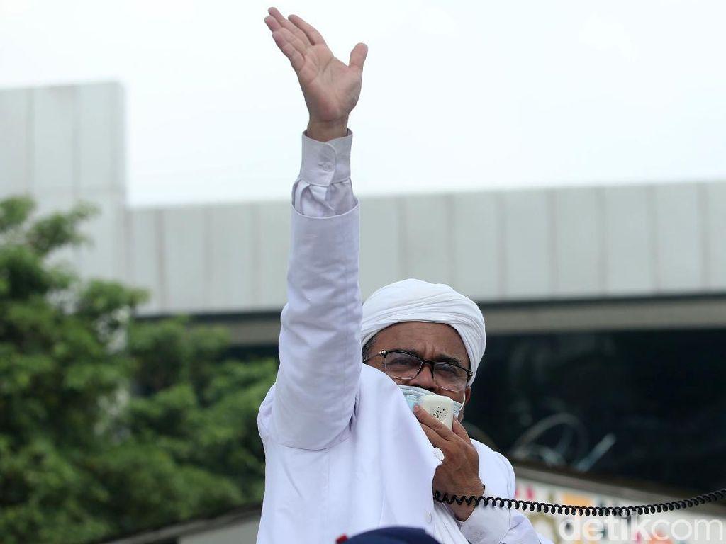 Habib Rizieq Bicara Rekonsiliasi, Pemerintah Tegaskan Posisi