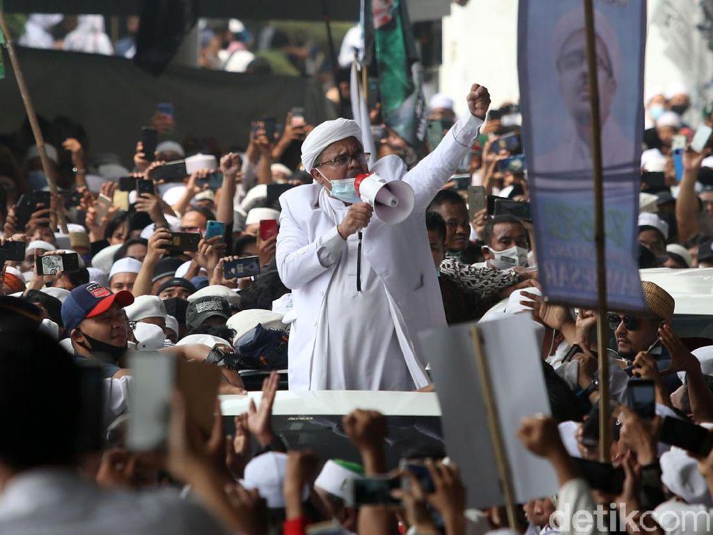Habib Rizieq Ceramah Lonte, Rabithah Alawiyah: Tidak Elok