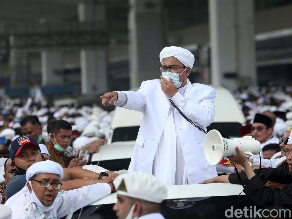 Habib Rizieq Jelaskan Soal Overstay dan Pencekalan Dirinya di Mekah