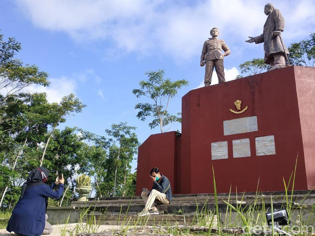 Palagan Tumpak Rinjing, Monumen Pertempuran Pejuang Pacitan Lawan Belanda