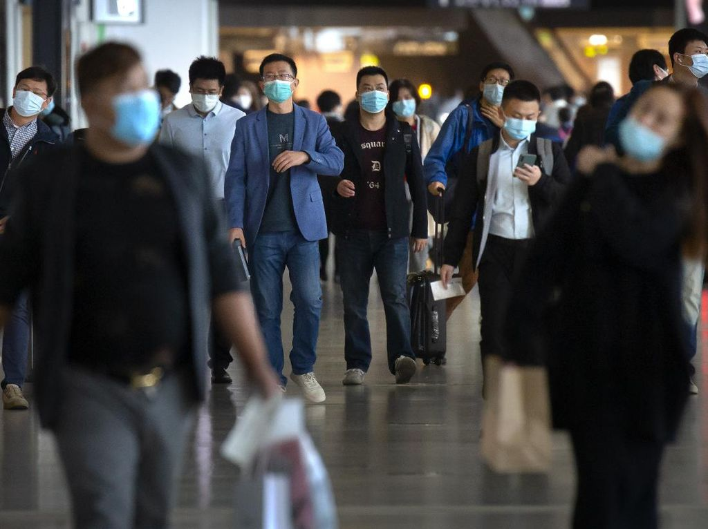 China Tak Akan Akui Paspor Inggris untuk Warga Hong Kong Mulai 31 Januari