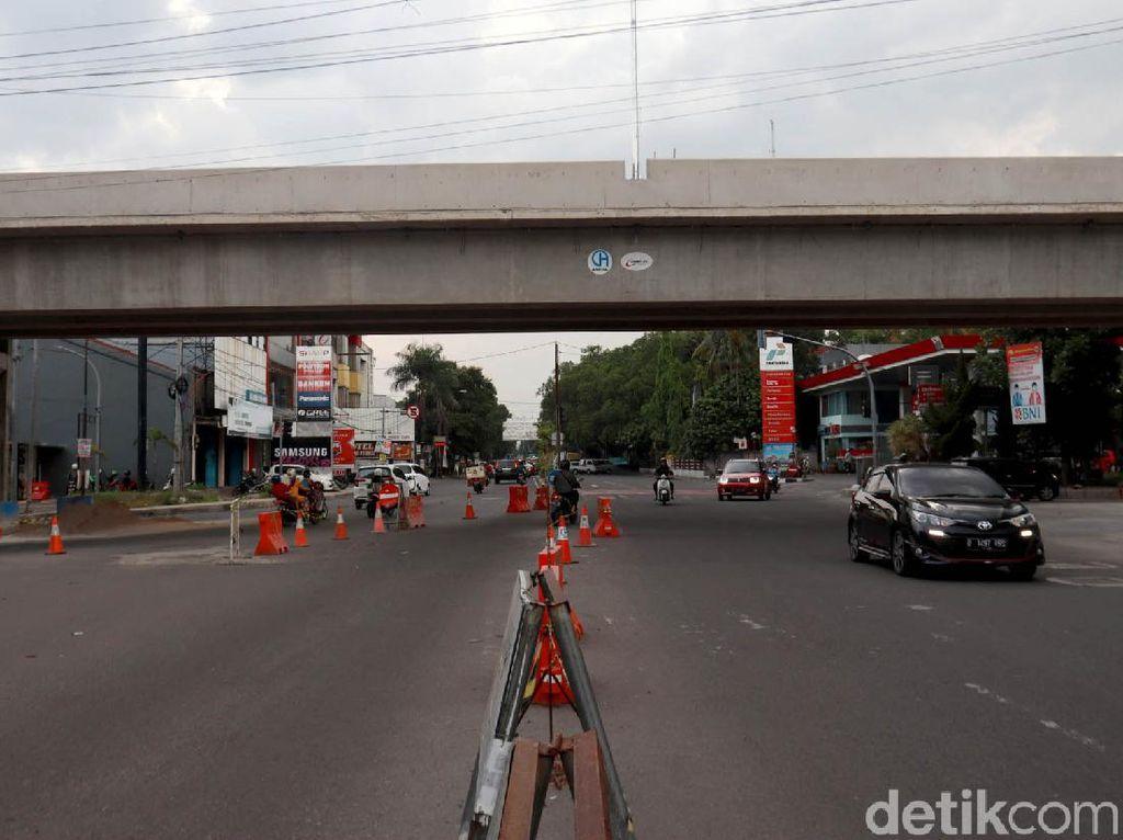 Ini 2 Opsi Rekayasa Jalur di Seputaran Flyover Jalan Jakarta-Supratman