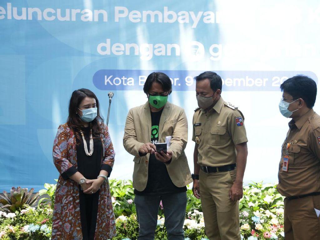Praktis! Warga Kota Bogor Kini Bisa Bayar Pajak Lewat GoPay