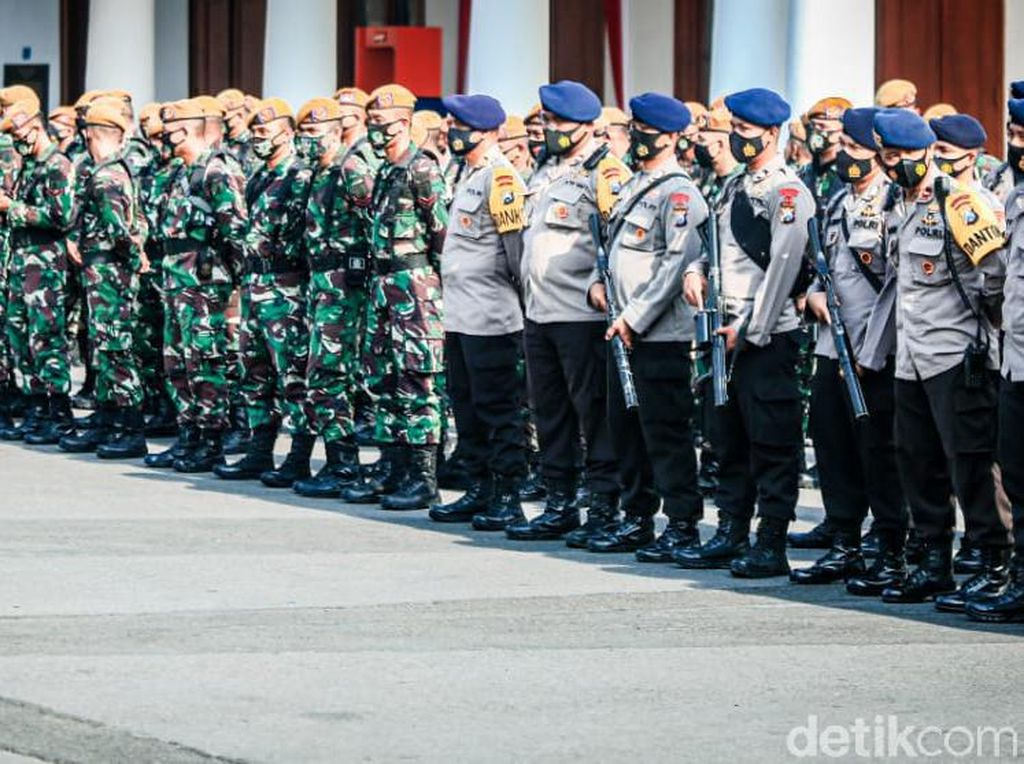 Ada Dua Aksi Demo di Surabaya Hari Ini, 4.435 Personel Gabungan Disiagakan
