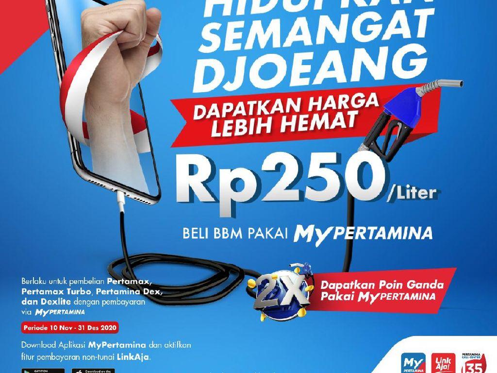 Hari Pahlawan, Pertamina Jual BBM Harga Spesial di 361 SPBU Sulawesi