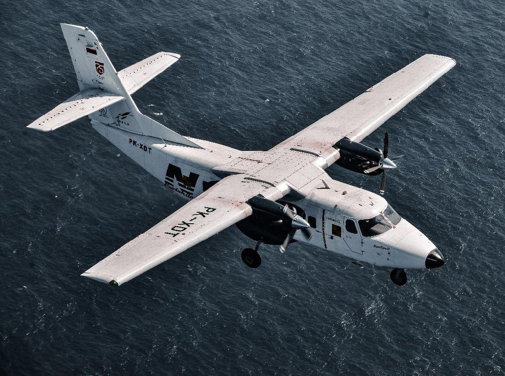 Pesawat N219 Jalani Proses Sertifikasi