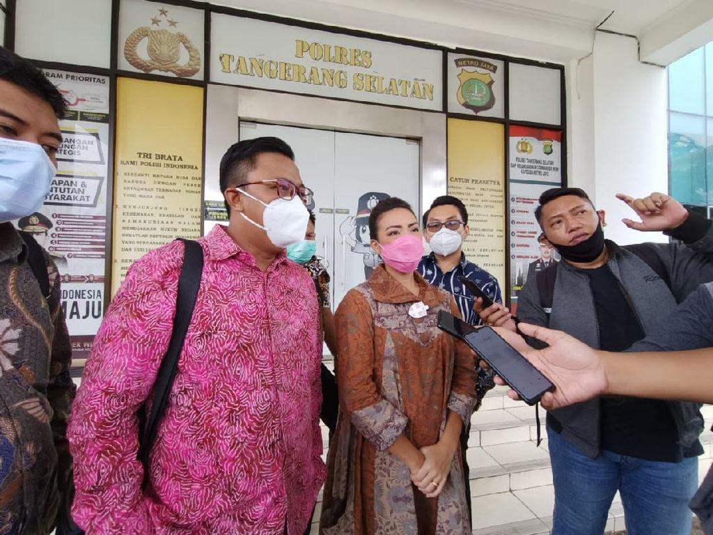 Polisi Selidiki Laporan Rahayu Saraswati soal Coblos Udelnya