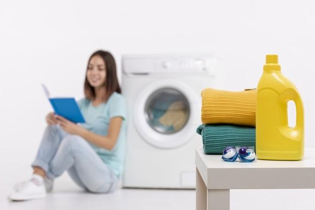 Pastikan untuk mengikuti petunjuk pada label dan jangan sering mencuci kecuali ada noda.