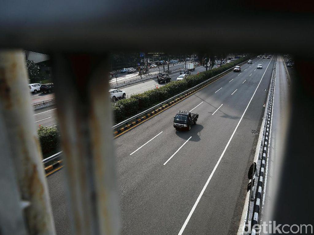 Tol Dalam Kota Lancar Jelang Kedatangan Habib Rizieq