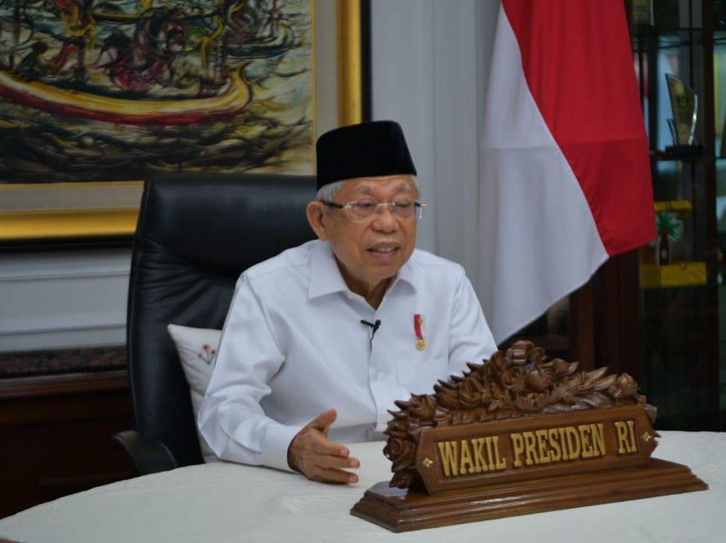 Wapres RI Sayangkan Indonesia Masih Banyak Impor Produk Halal