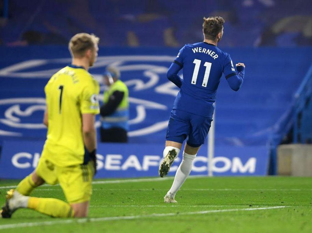 Werner Mulai Nyetel dengan Chelsea