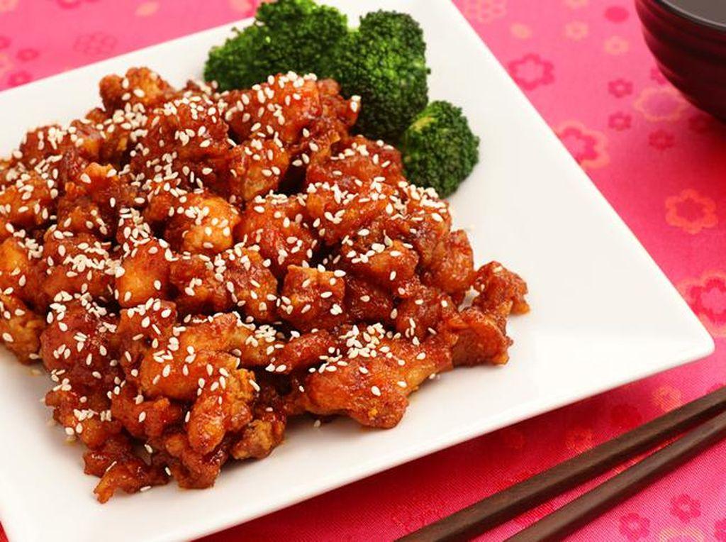 5 Chinese Food Populer Ini Ternyata Tak Ada di China