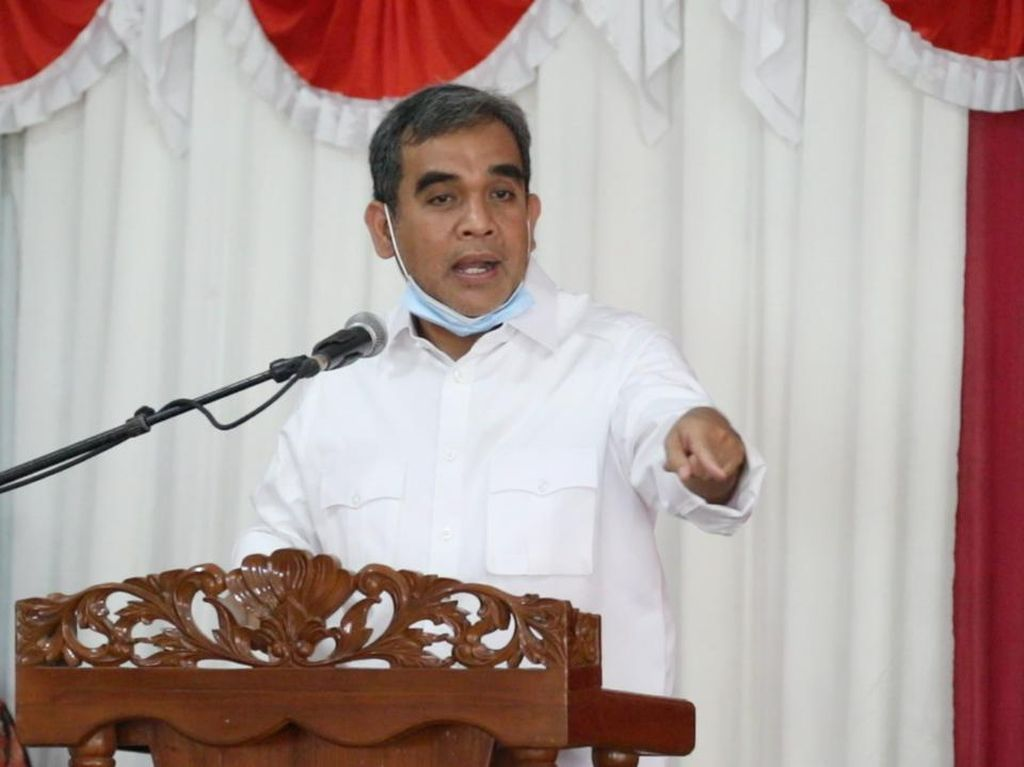 Edhy Prabowo Tersangka Korupsi, Partai Gerindra Minta Maaf ke Jokowi-Maruf
