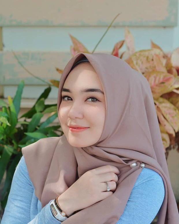 Bahan hijab mudah dibentuk