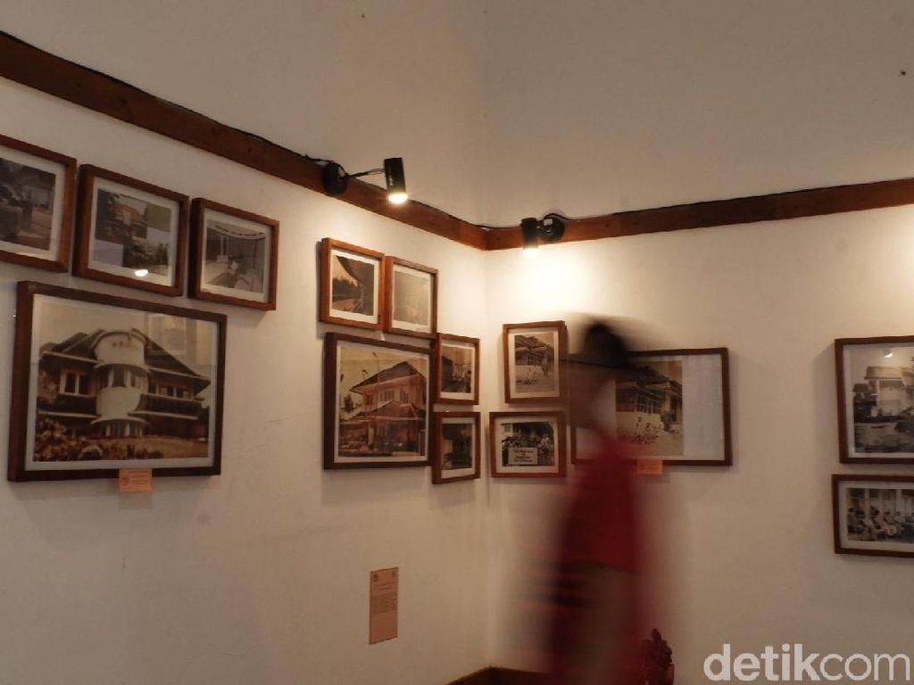 Mengintip Arsitektur Lawas Dago Lewat Pameran Foto