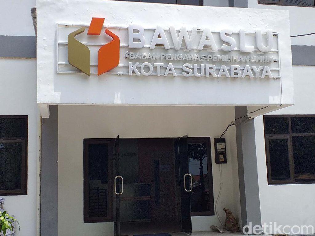 2.008 APK Milik Paslon di Pilwali Surabaya Melanggar Aturan, Ini Rinciannya