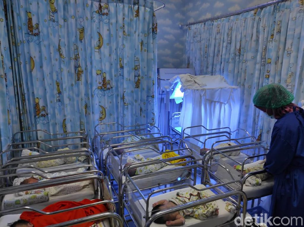 Menggemaskan, 9 Bayi di Surabaya Lahir Pada Tanggal Cantik 11-11
